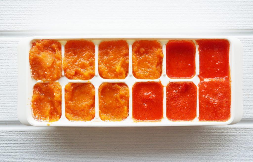 オシャレ氷の作り方とレシピ_野菜シャーベット
