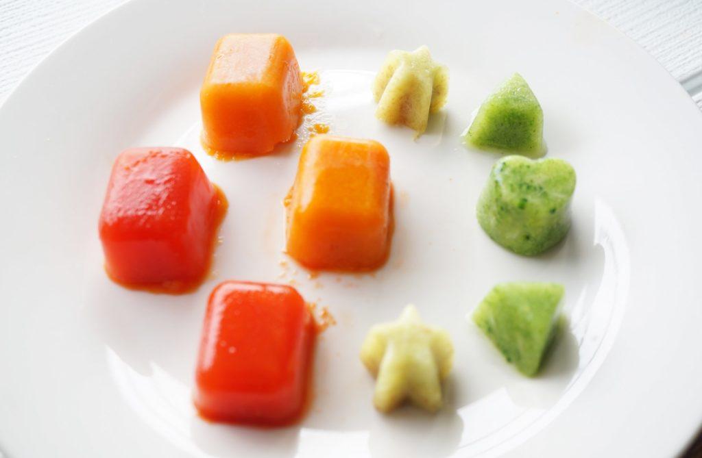 オシャレ氷の作り方とレシピ_野菜氷