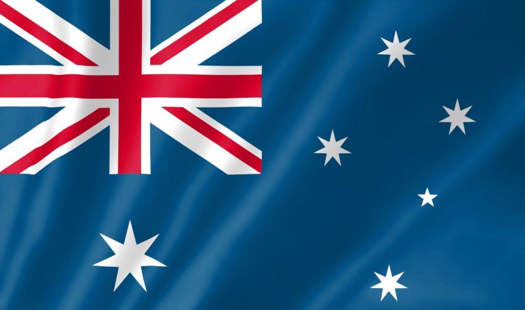 オーストラリアや移住や留学_オーストラリアの国旗