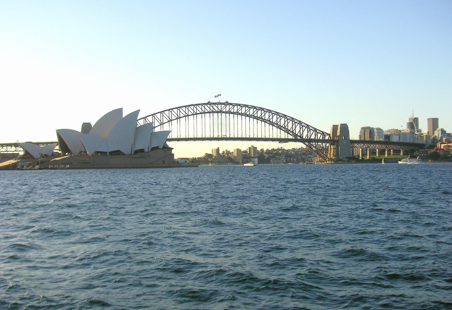 オーストラリアや移住や留学_オーストラリアの風景