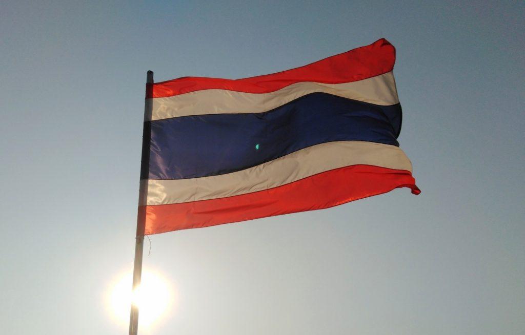 タイ・プーケットでサーフトリップ_波乗りサーフィン_国旗
