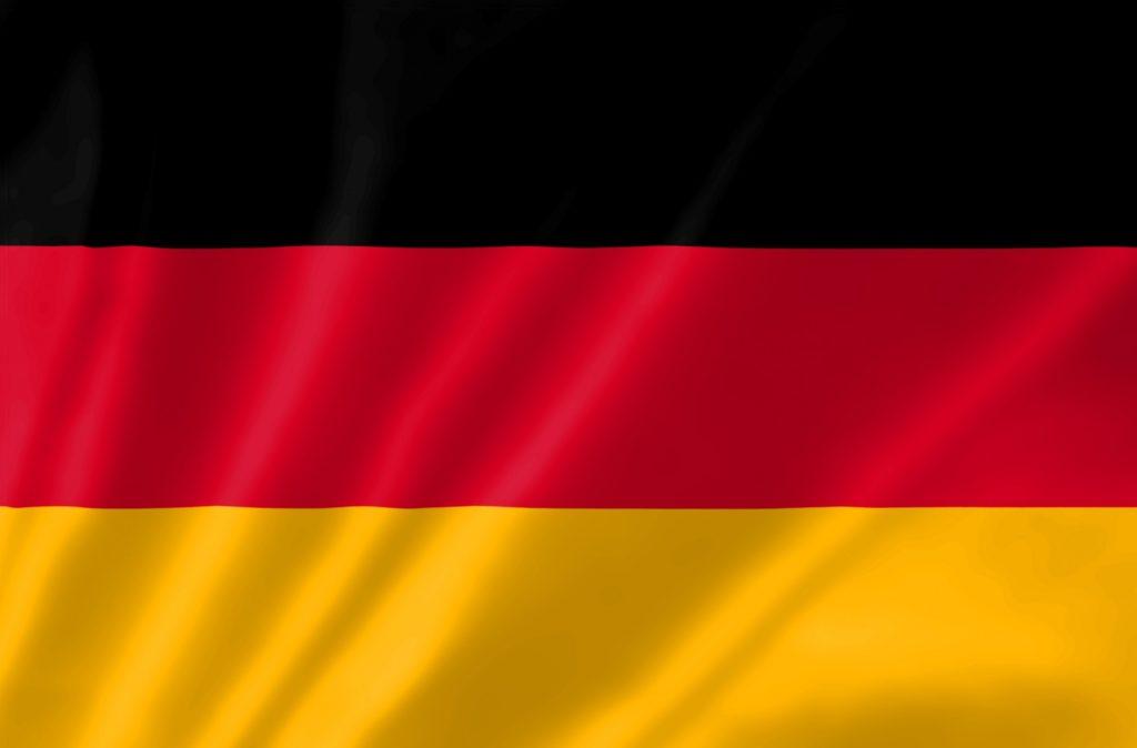 ドイツ人は合理的_ドイツの国旗