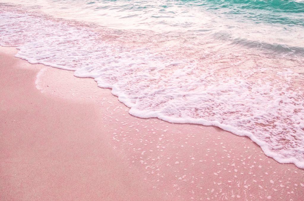 バハマ_ピンクサンドビーチ_pink_sand_beach