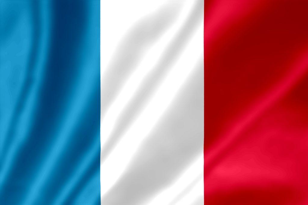 フランスの魅力_フランス国旗