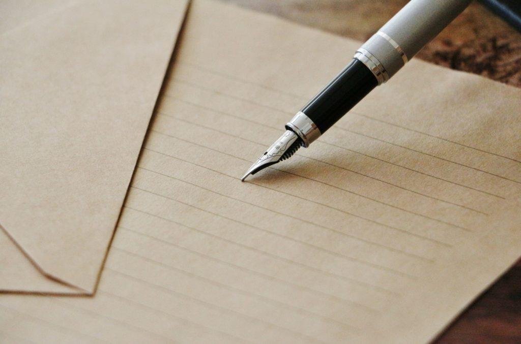 一生使える万年筆_人気モデル・おすすめブランド_万年室と手紙