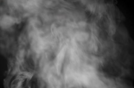世界の温泉・海外の名湯_温泉の湯の水蒸気