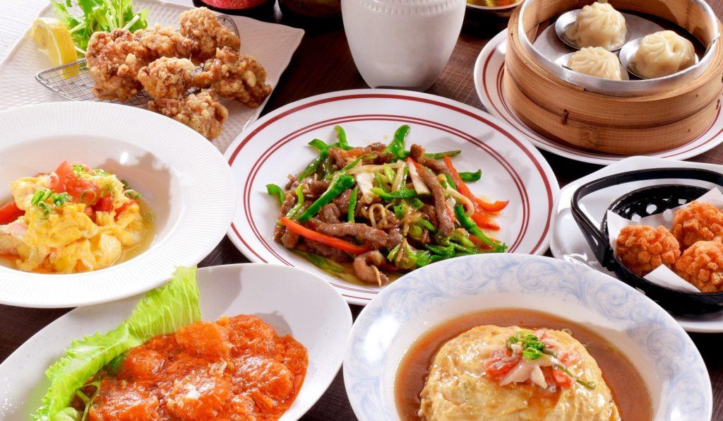 中国では完食はNG_中華料理