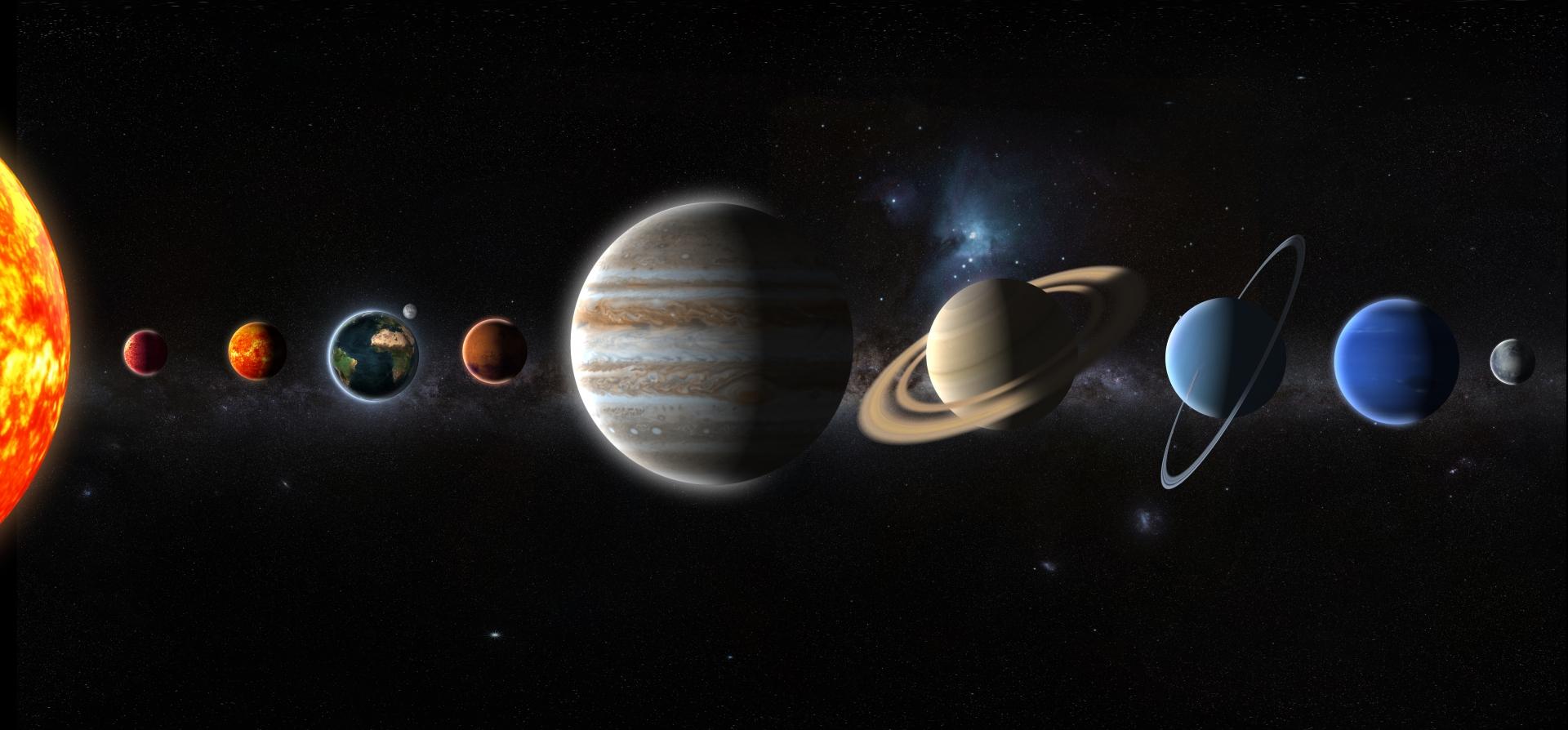 人類が住めそうな惑星_いろいろな惑星