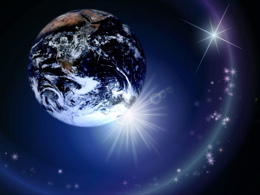 人類が住めそうな惑星_地球