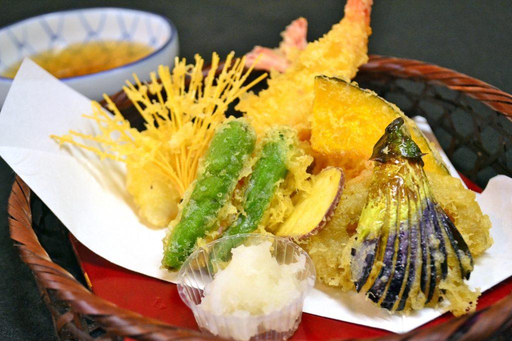 外国人ゲストが好きな日本の和食_天ぷら