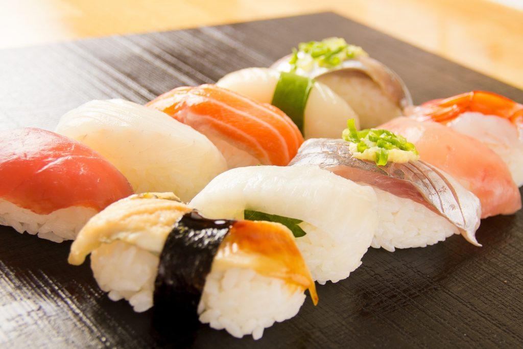 外国人ゲストが好きな日本の和食_寿司