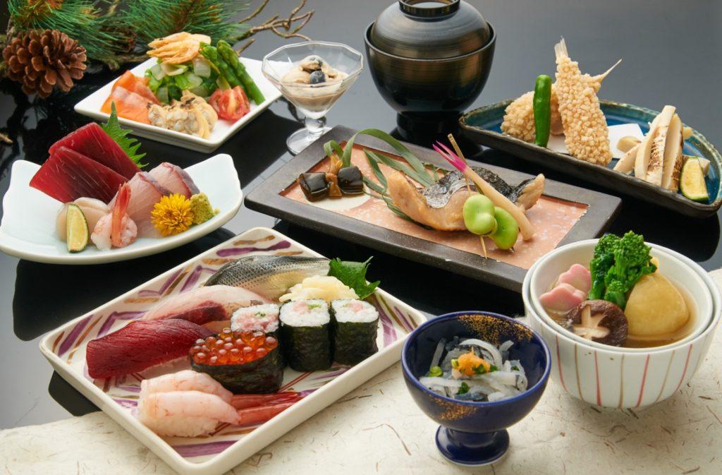外国人ゲストが好きな日本の和食_懐石料理