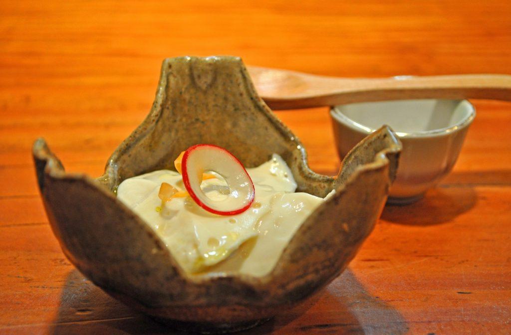 外国人ゲストが好きな日本の和食_豆腐料理冷奴