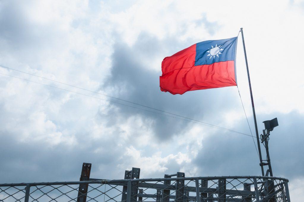 女性一人の台湾旅行_台湾の国旗