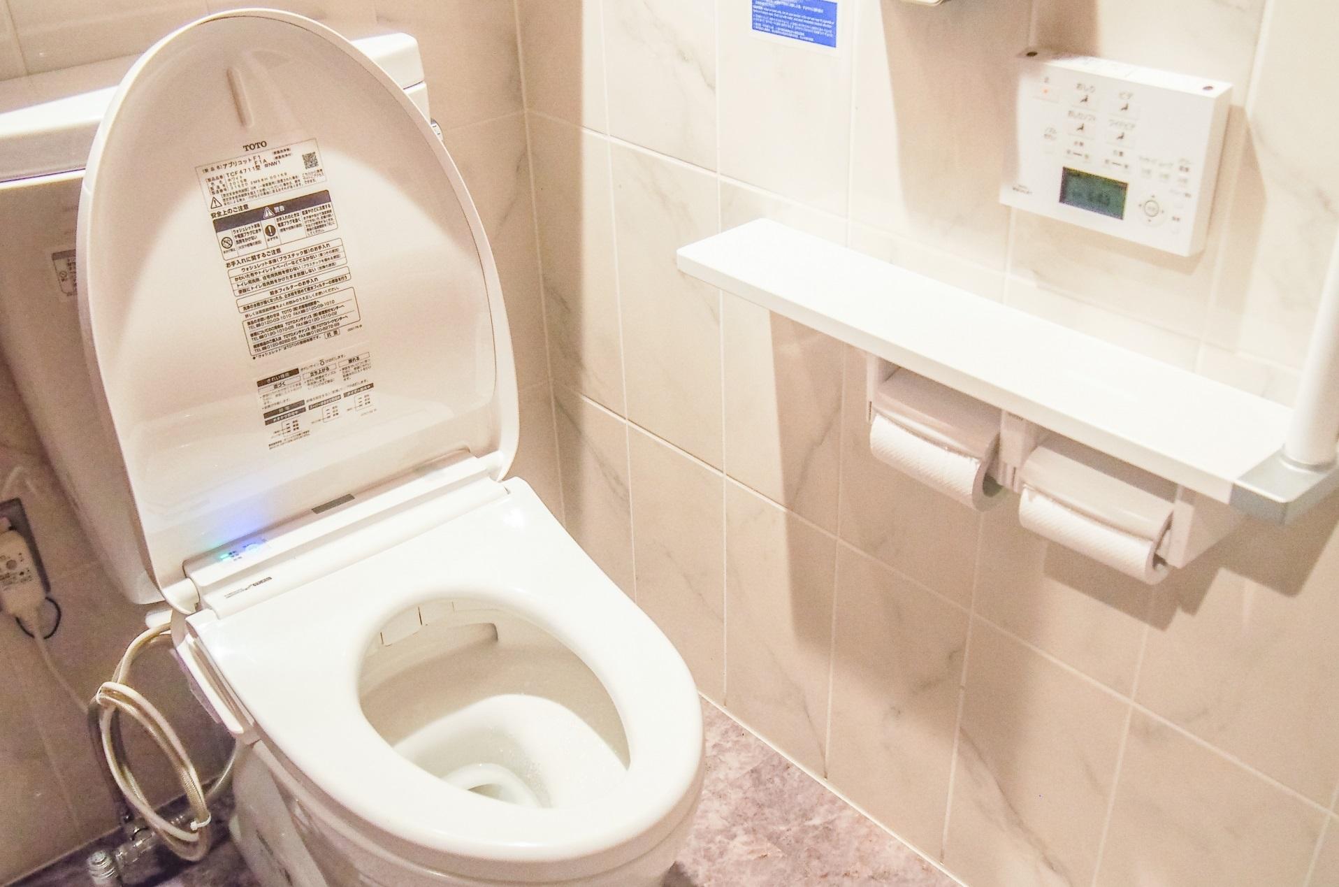 訪日外国人が驚き!!日本のトイレが綺麗すぎて感動【日本は世界で一番トイレがキレイ】