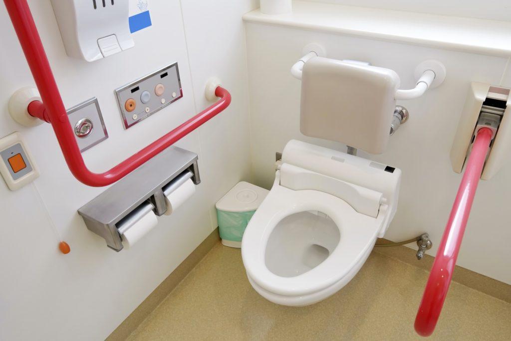 日本が世界で一番トイレがきれい_多機能