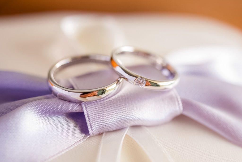 結婚指輪_美しい