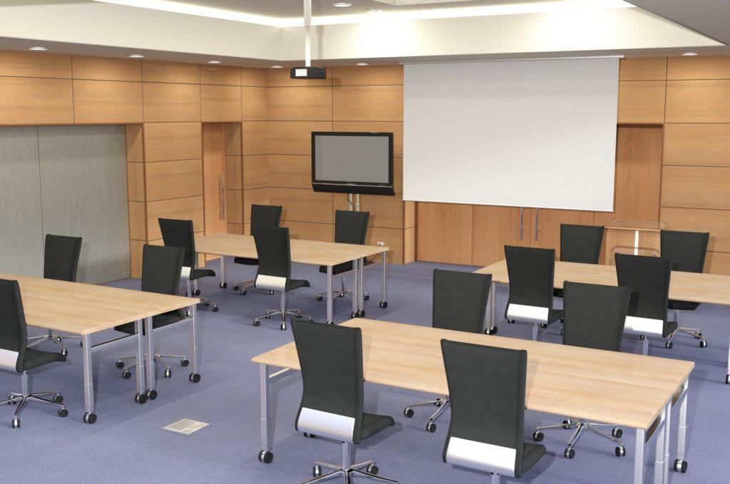レンタルスペース・貸し会議室の運営代行サービス業者比較_大規模ミーティングスペース
