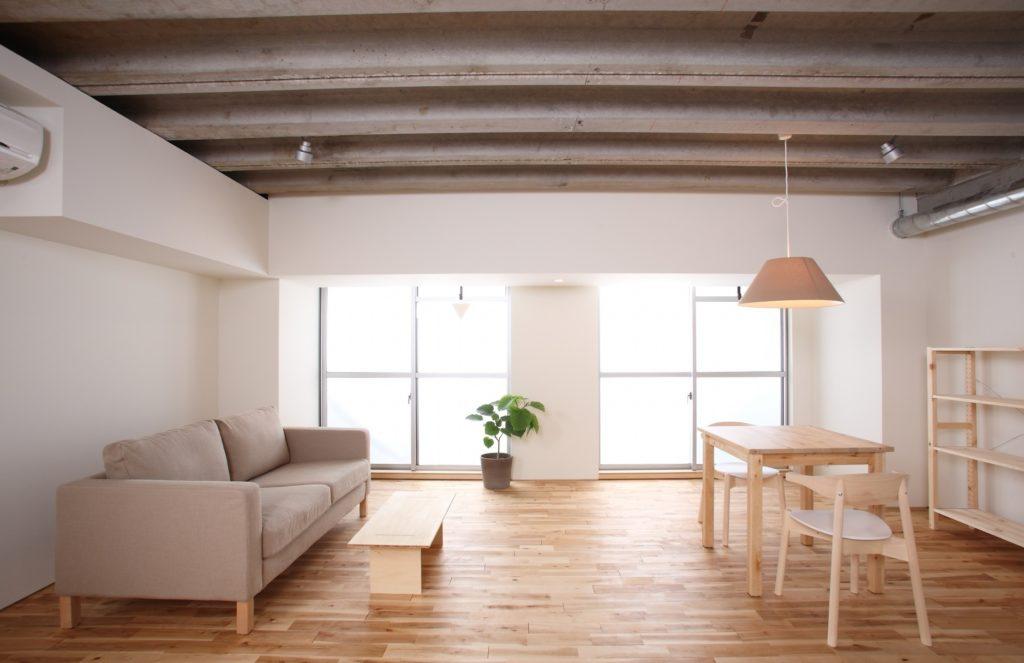 家具・家電・インテリアのおすすめレンタルサービス_きれいな部屋