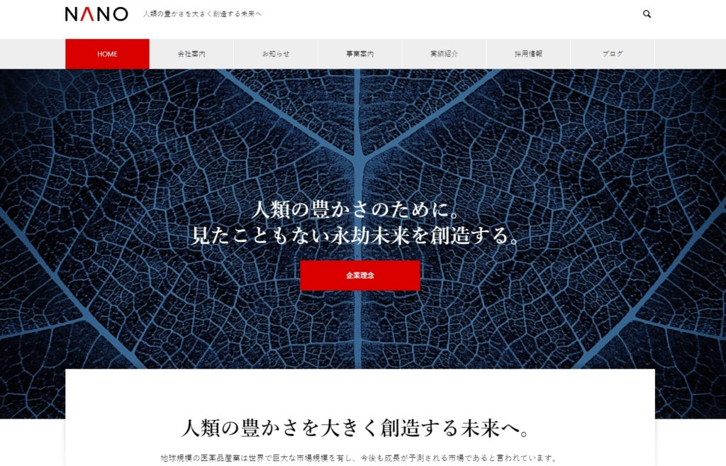 wordpress-theme-nano-tcd065_ファーストビュー