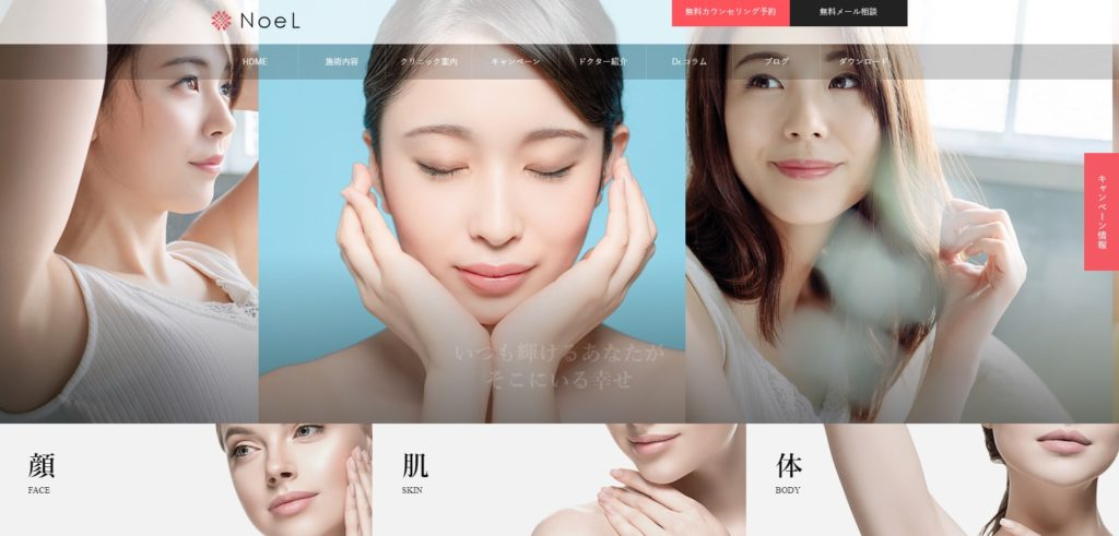 wordpress-theme-noel-tcd072_ファーストビュー